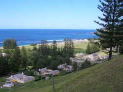 Kingston, Norfolk Island, author photo