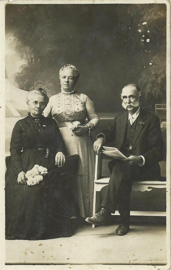 Women's History Month – My Four Great Grandmothers