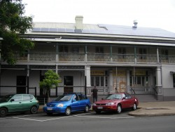 Customs House Hotel, Maryborough