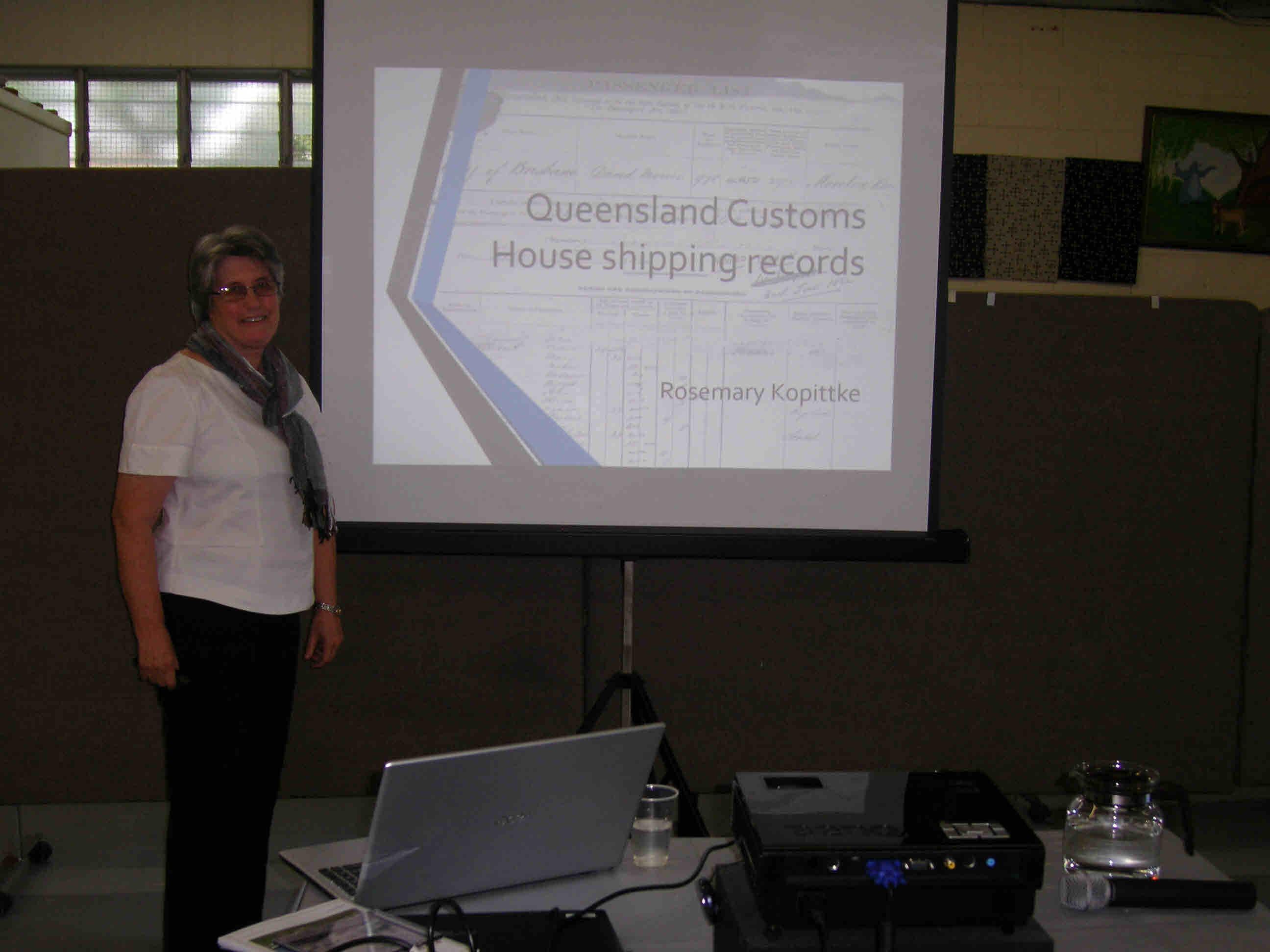 Report on Immigration Seminar Brisbane May 2015