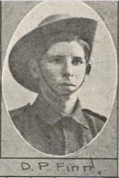 Denis Finn The Queenslander 8 Jan 1916