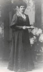 Elizabeth Gunderson nee Johnston