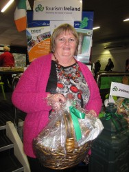 NZ EXPO Irish raffle prize