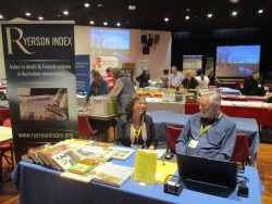 The Ryerson Index display and help table