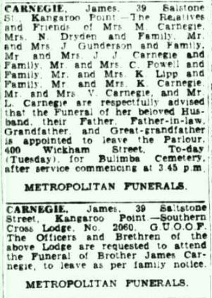 The Courier Mail 15 Jun 1954
