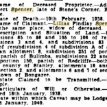 Trove Tuesday – Transmission by Death Notices