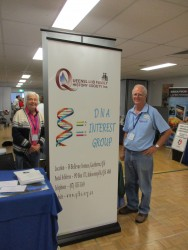 QFHS DNA Special Interest Group
