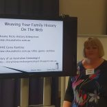 National Family History Month 2018 Review of Talks Attended