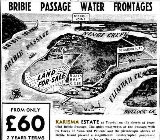 Trove Tuesday – Karisma Estate, Toorbul & the Carnegie Family