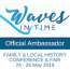 Waves in Time – Meet the Speakers – Dan Kelly, Boolarong Press