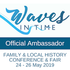 Waves in Time – Meet the Speakers – Cara Downes, National Archives of Australia