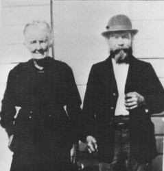 Abraham Francis and Maria Jeffers