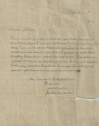 Jackie Gunderson letter cropped