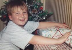Adam Conroy Christmas ca 1991