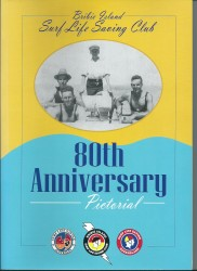 Bribie Surf Club publication cover
