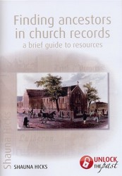 Finding Ancestors in Church Records
