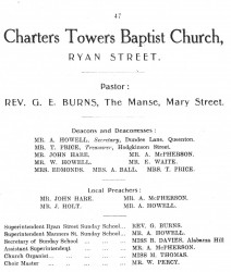 Baptist Year Book 1908-09