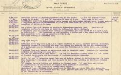 Unit war diary AWM4 subclass 14/16 4th Australian Pioneer Battalion