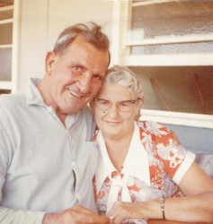 Jack and Kassie Gunderson ca 1975