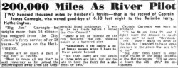 James Carnegie retirement Sunday Mail 28 Apr 1946 via Trove