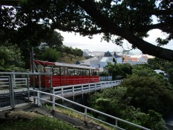 Wellington Cable Car Feb 2016