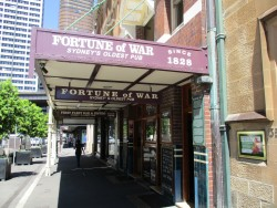 Sydney's oldest pub