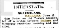 Townsville Daily Bulletin 18 Jun 1918 via Trove