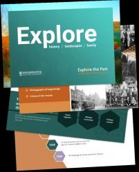 Explore the Past cover