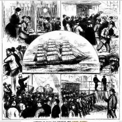 Samuel Plimsoll sketches 1878 via Trove