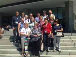 National Institute for Genealogical Studies group, photo courtesy Phillipa Paige