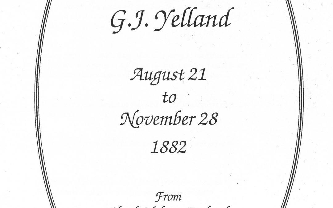 Report on Genealogical Society of Queensland's Exploring Irish Ancestry Seminar, Oct 2020